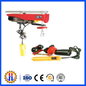 PA500/PA600/PA800\Small Electric Hoist Used Construction Lifting pictures & photos