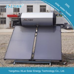 200L Overheating Protection Flat Plate Solar Hot Water Heater pictures & photos