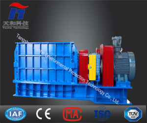 Coal Teeth Crusher Double Teeth Roll Crusher with ISO pictures & photos