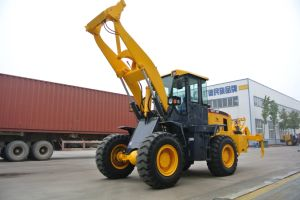Heavy Construction Equipment 3-3.6ton Front Wheel Loader (ZL30) with Ripper pictures & photos