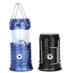 Rechargeable Camping Lantern Emergency Solar Lantern/Solar Camping Light pictures & photos