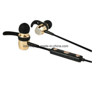 Extra Super Bass Bluetooth Earhook Premium Stereo Wireless Earphone pictures & photos