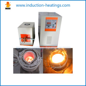 Industrial Heating Element Induction Melting Furnace for Brass Smelting pictures & photos