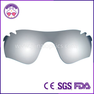 Polarized Sunglasses Goggle Lens for Radar Lock Path