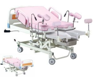 Maternity Gynecology Labor Delivery Ldr Birthing Bed pictures & photos