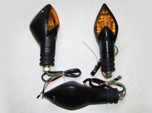 Motorcycle Parts, Motorcycle Indicator Winker Lamp Lifan110-28m Xy125V-B pictures & photos