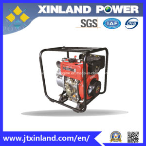 Horizontal Air Cooled 4-Stroke Diesel Engine L100c for Machinery pictures & photos