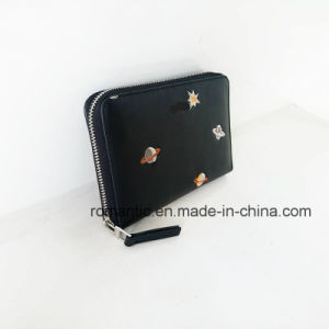 Guangzhou Fashion Lady PU Embroidery Wallet (NMDK-061604)
