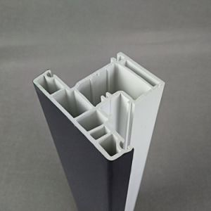 High Quality Low Cost Conch PVC Profiles pictures & photos