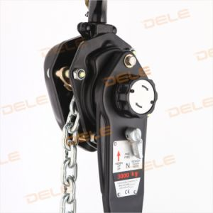750kg to 9000kg Ratchet Lever Hoist Ratchet Pulley Hoist pictures & photos