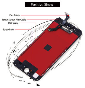 Cell Phone LCD for iPhone 6s LCD Touch Screen Assembly pictures & photos