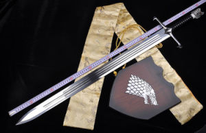 Replica Movie Sword of Game of Thrones for Cosplay pictures & photos