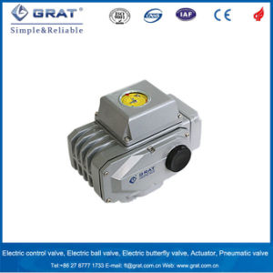 Embeded Interlligent Module Control Electric Valve Actuator pictures & photos
