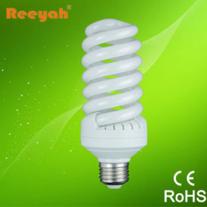 Spiral CFL Light Bulb 23W E27 pictures & photos