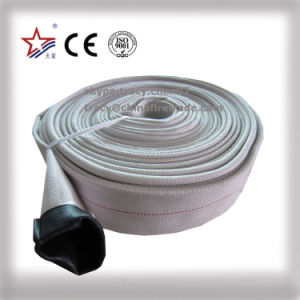 2 Inch Synthetic Rubber Fire Hose Cotton Hose Price pictures & photos