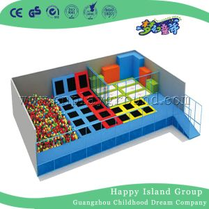 Large Trampoline Park for Trampoline Playground and Trampoline Park (HF-19704) pictures & photos
