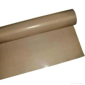Non Stick PTFE (Teflon) Coated Glass Fiber Cloth pictures & photos