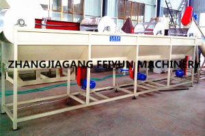 Waste Plastic Film Washing Cleaning Line pictures & photos