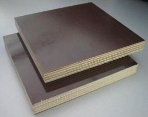 Film Faced Eucalyptus/Hardwoods Combi Plywood for Building
