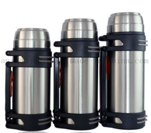OEM Big Size 2.5L Stainless Steel Thermos Vacuum Flask Bottle pictures & photos