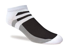 Men Ankle Sports Socks with Microfiber Nylon and Spandex (mm-07) pictures & photos