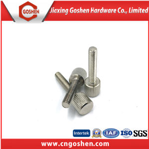 Hand Tighten Screw/ Knurled Thurmb Screw / Knurled Samall Head Screws Machine Screw pictures & photos