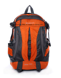 Double Shoulder Outdoor Travel Leisure Hiking Camping Bag Backpack (CY3356) pictures & photos