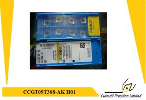 Korloy Dcmt11t304-Hmp Nc3020 Turning Insert for Sclcr Boring Bar Carbide Insert pictures & photos