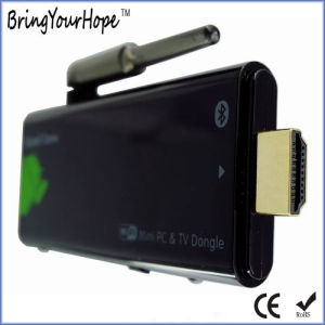 Cx919 Quad Core HDMI TV Dongle WiFi Android Mini PC with Antenna (XH-AT-004) pictures & photos
