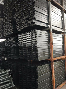 High Quality Painted Kwickstage Scaffold Steel Plank with Hook pictures & photos