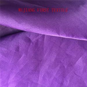 Silk Satin Face Organza Fabric pictures & photos