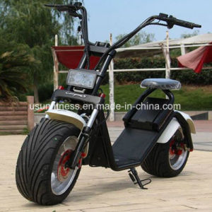 Two Wheels Electric Scooter City Coco with Ce pictures & photos
