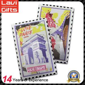 Customized Logo Printing Fridge Magnet for Paris Souvenir pictures & photos