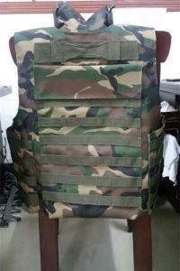 Nij Standard Bulletproof Leveliii Vests in Black Color or in Camouflage Color pictures & photos