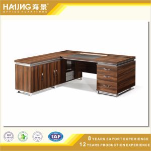 Economical and Practical Executive Desk with Return Table pictures & photos