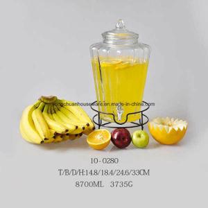 5L 8L 10L Different Big Beverage Jar with Faucet pictures & photos
