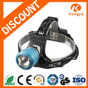 New LED 18650 Rechargeable Zoomable Emergency Headlamp Ultra Bright Light