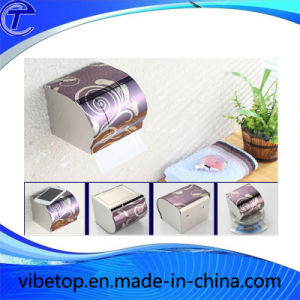Chinese Style Pattern Washroom Stainless Steel Tissue Box pictures & photos