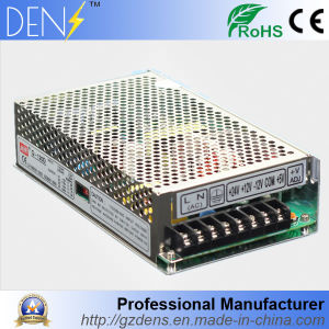 Ce Approved 120W CCTV Qual Output 12V 12V 24V 5V Power Supply pictures & photos