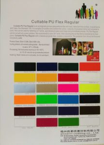 High Quality Hot Selling Regular Cuttable PU Flex pictures & photos