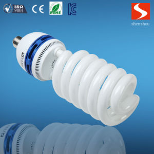 105W Full Spiral CFL 220V E27 4000h 6000h 8000h Hours pictures & photos