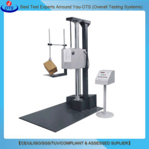 Electronic Single Wing Package Drop Impact Testing Machine pictures & photos