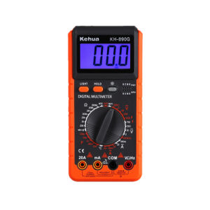 Digital Multimeter with Ce and UL Certification pictures & photos