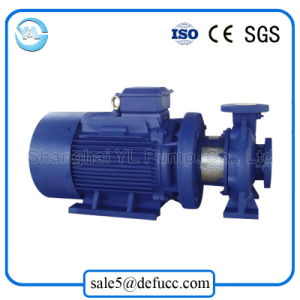 Horizontal End Suction Electric Motor Centrifugal Discharge Pump pictures & photos