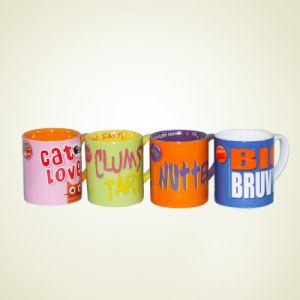 Decorative Ceramic Mugs