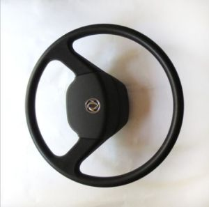 Steering Wheel for Truck Dongfeng Sinotruk FAW Shacman Foton Beiben JAC Camc pictures & photos