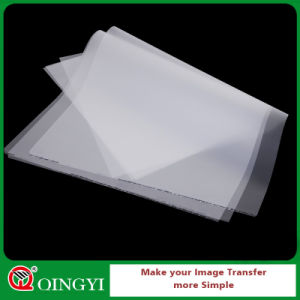 Qingyi Pet Printing Film for Care Label pictures & photos
