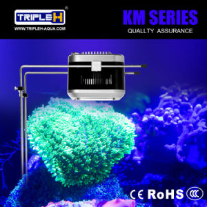 Best Selling Ce&RoHS&CCC 100W CREE RGB LED Push Button Coral Reef Used Aquarium LED Lighting pictures & photos