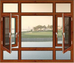 China Wholesales Prefab Houses Aluminum Casement Window pictures & photos