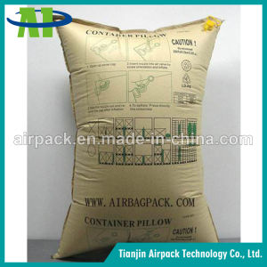 Cheap Fast Filling Kraft Paper Air Dunnage Bags for Containers pictures & photos